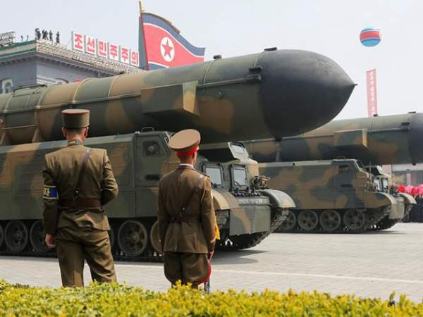 Tên lửa Triều Tiên nổ tung: Có bàn tay Mỹ can thiệp? 4