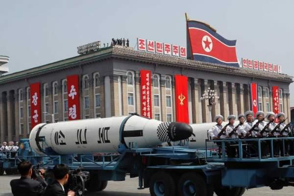 Tên lửa Triều Tiên nổ tung: Có bàn tay Mỹ can thiệp? 1