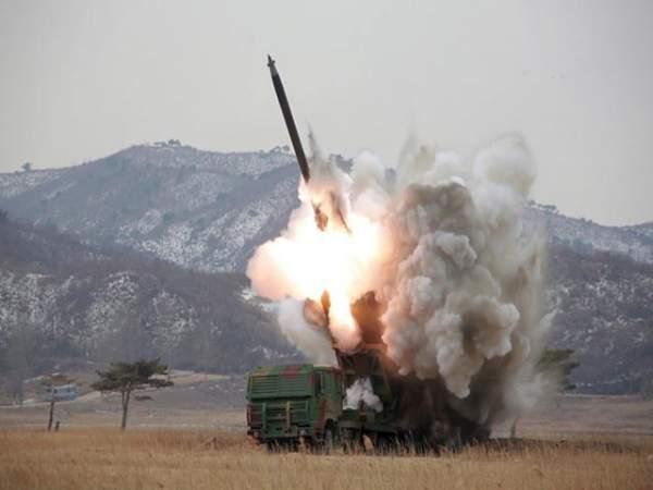 Báo Trung Quốc nhầm lẫn về việc Triều Tiên thử tên lửa 4