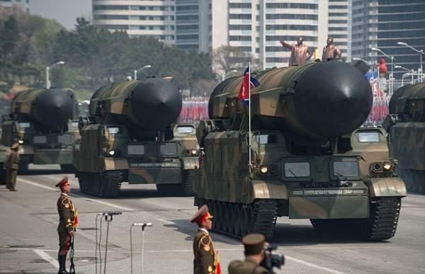 Báo Trung Quốc nhầm lẫn về việc Triều Tiên thử tên lửa 3
