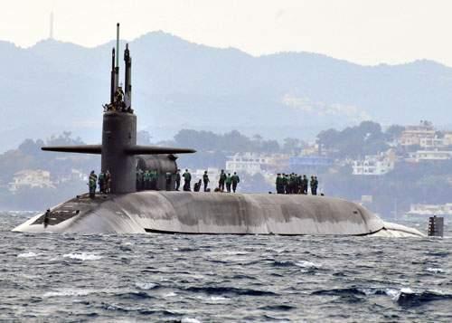3 tàu sân bay hạt nhân Mỹ rầm rộ áp sát Triều Tiên 3