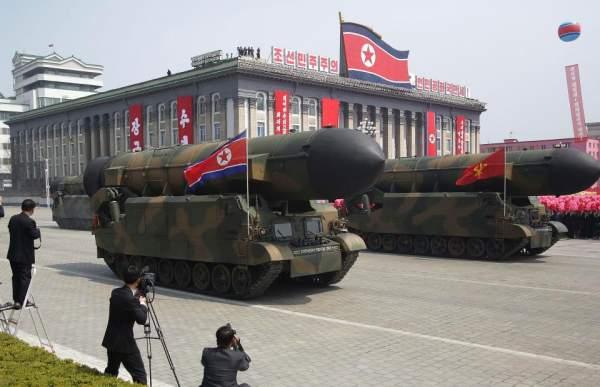 Tên lửa Triều Tiên nổ tung: Có bàn tay Mỹ can thiệp? 3