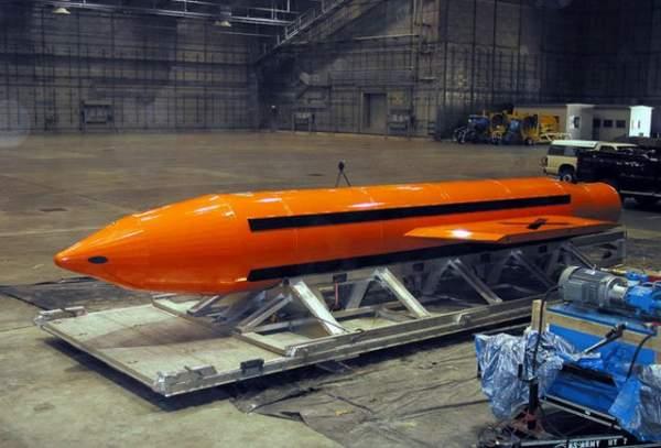 6 vũ khí hủy diệt Trump có thể dùng ở Triều Tiên 7