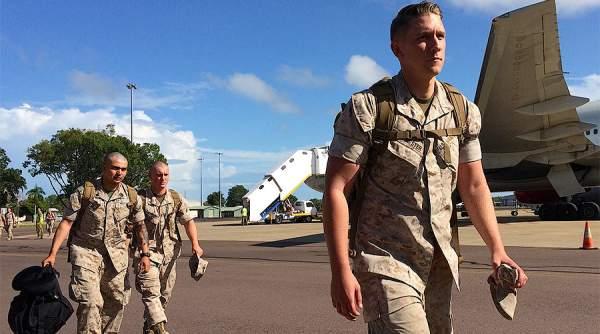 Căng thẳng với Triều Tiên, Mỹ điều quân tới Australia 1