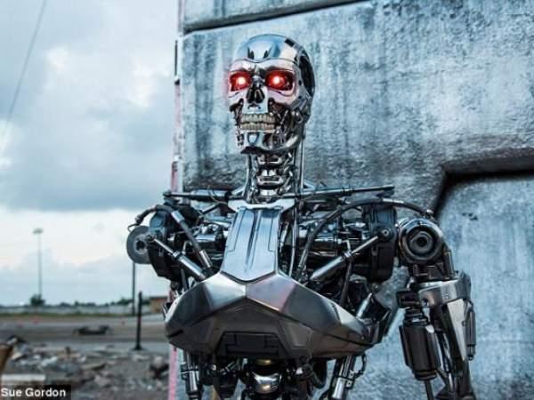 """Hé lộ về đội quân robot """"kẻ hủy diệt"""" của Putin 4"""