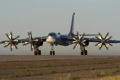 Máy bay ném bom hạt nhân Nga bất ngờ áp sát biên giới Mỹ 2