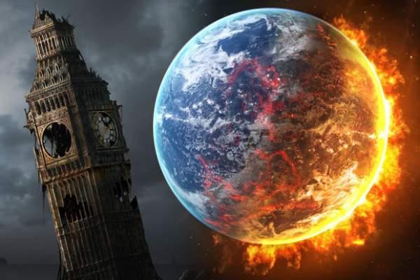 """Cảnh báo về """"tận thế khí hậu"""" thảm khốc trong 10 năm tới 1"""