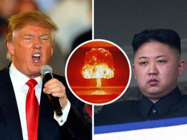 """Chuyên gia: Mỹ đang dùng """"dầu"""" để dập """"lửa"""" ở Triều Tiên 4"""