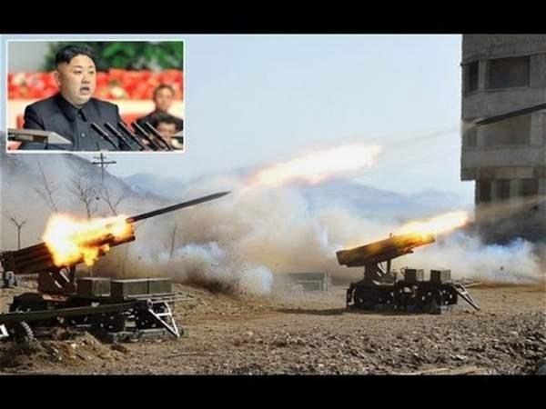 """Chuyên gia: Mỹ đang dùng """"dầu"""" để dập """"lửa"""" ở Triều Tiên 1"""