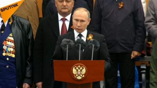 Xem dàn vũ khí tối tân Nga khoe trong lễ duyệt binh 2
