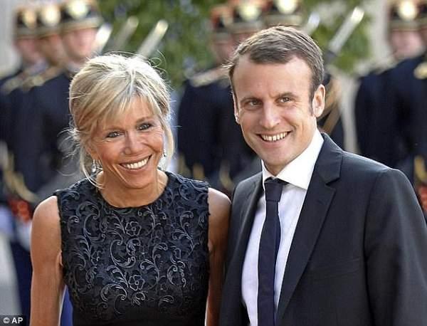Bố mẹ Tổng thống Pháp: Sốc nặng vì con trai yêu cô giáo 1