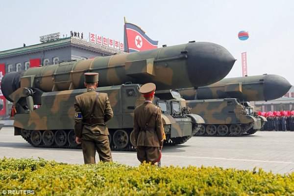 Triều Tiên sắp tấn công Mỹ bằng vũ khí xung điện từ? 1