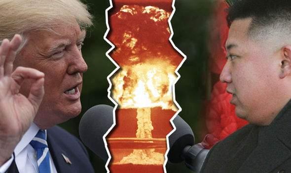 Mỹ-Triều Tiên bí mật hội đàm, Trump sẽ gặp Kim Jong-un? 1