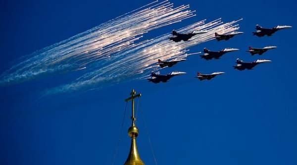 3 loại vũ khí tối tân của Nga khiến Mỹ phải dè chừng 1