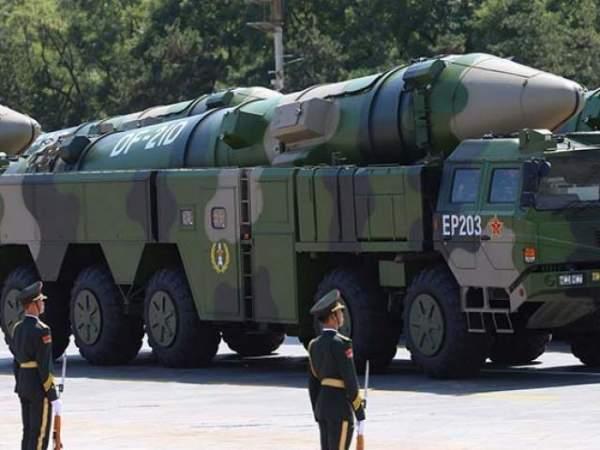 TQ phóng thử tên lửa mới gần bán đảo Triều Tiên 2