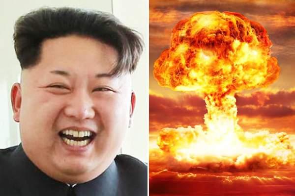 """Hàn Quốc cảnh báo Triều Tiên đừng """"dại"""" thử hạt nhân 2"""
