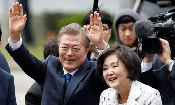 Tân Tổng thống HQ muốn về Triều Tiên gặp Kim Jong-un 1