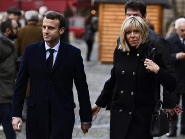 Điều chưa biết về người vợ 64 tuổi của Tổng thống Pháp 4