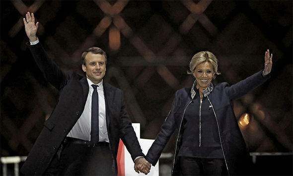 Điều chưa biết về người vợ 64 tuổi của Tổng thống Pháp 3