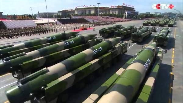 """TQ thử """"sát thủ diệt hạm"""": Cảnh báo sắc lạnh Mỹ-Hàn? 1"""