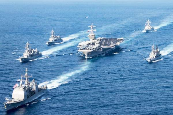 """TQ thử """"sát thủ diệt hạm"""": Cảnh báo sắc lạnh Mỹ-Hàn? 2"""