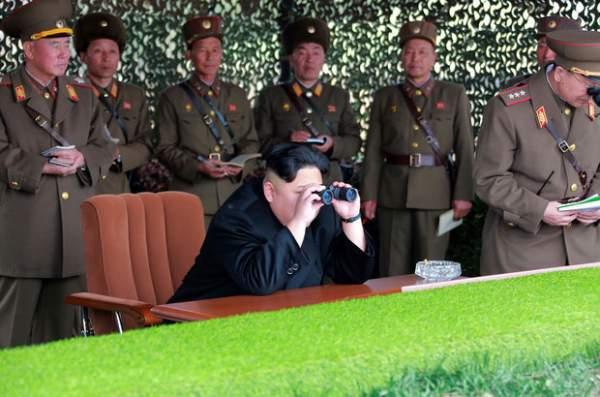 Triều Tiên chuẩn bị xong, chỉ còn chọn giờ thử hạt nhân? 2