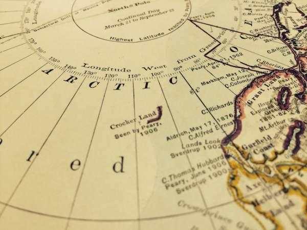 """Bí ẩn sự tồn tại của hòn đảo """"ma"""" trên Đại Tây Dương 1"""