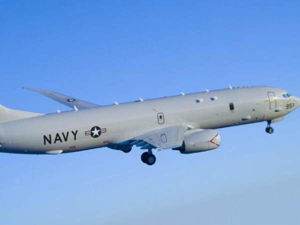 Chiến đấu cơ Nga bay cách máy bay Mỹ 6 mét 3