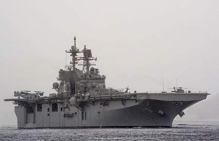 Lính Mỹ bắn trăm phát đạn không hạ nổi chiếc thuyền con 1