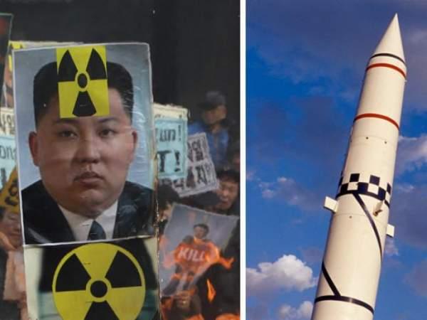 """Triều Tiên dọa tấn công hạt nhân Mỹ """"nhanh như chớp mắt"""" 2"""