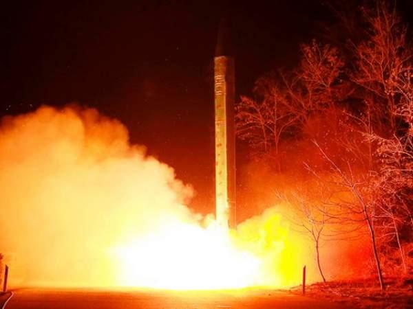 Tên lửa Triều Tiên vừa thử có đường bay khác thường 2
