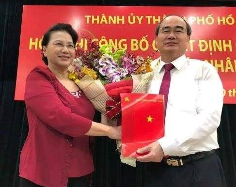 Nóng nhất tuần: Ông Đinh La Thăng thôi chức Bí thư TP.HCM 2