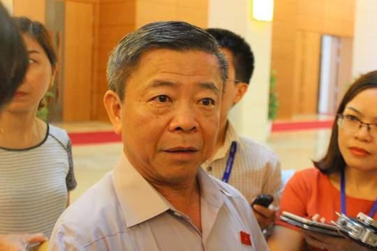 Ông Võ Kim Cự không còn là đại biểu Quốc hội 1