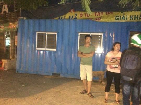 Lời khai của nhóm người chở container chặn nhà dân 3