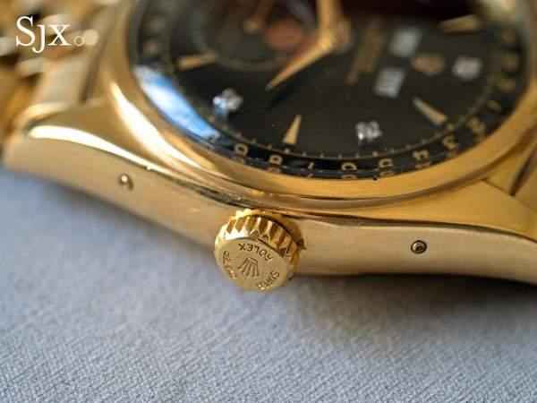 Cận cảnh đồng hồ huyền thoại 5 triệu USD của vua Bảo Đại 6