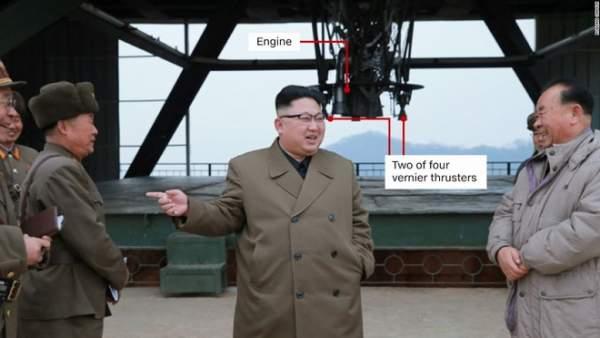 Thấy gì từ ảnh chụp tên lửa mới thử của Triều Tiên? 5