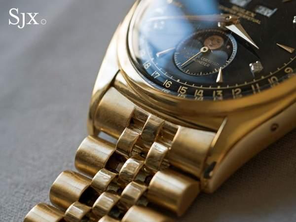Cận cảnh đồng hồ huyền thoại 5 triệu USD của vua Bảo Đại 4