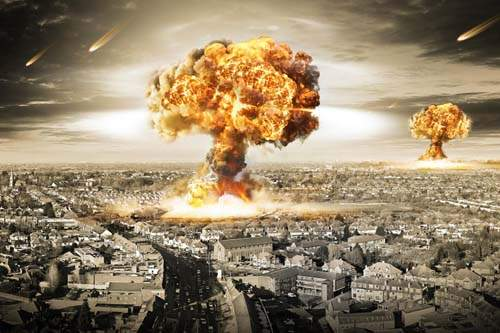 Chiến tranh hạt nhân nhỏ cũng làm mất mạng hàng tỉ người 2