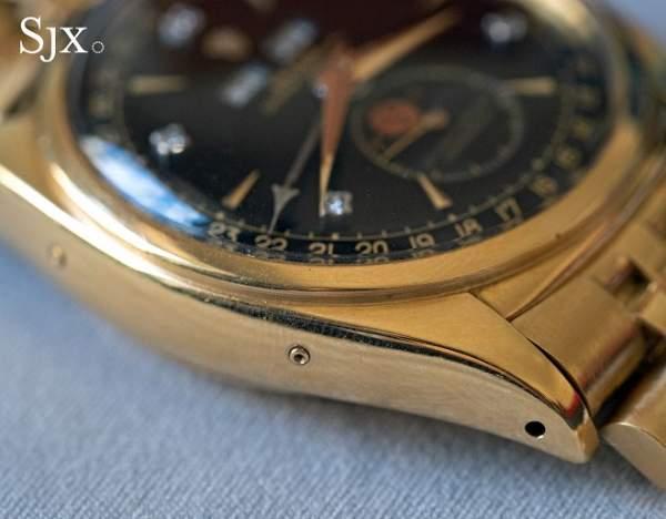Cận cảnh đồng hồ huyền thoại 5 triệu USD của vua Bảo Đại 5