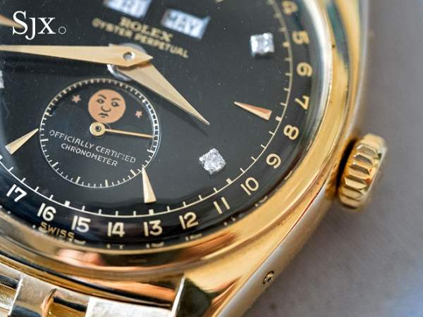 Cận cảnh đồng hồ huyền thoại 5 triệu USD của vua Bảo Đại 3