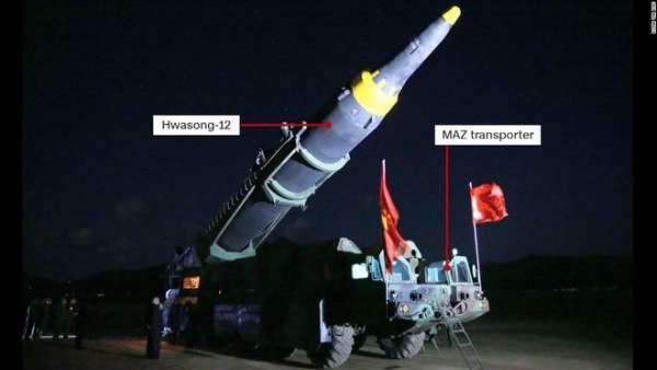 Thấy gì từ ảnh chụp tên lửa mới thử của Triều Tiên? 2