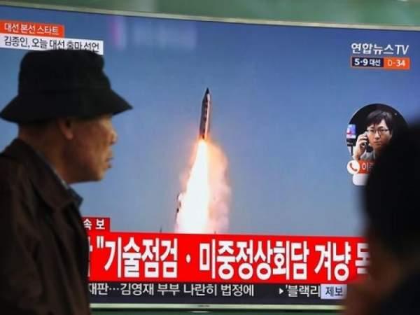 Thấy gì từ ảnh chụp tên lửa mới thử của Triều Tiên? 6