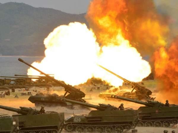 Tân Tổng thống HQ cảnh báo chiến tranh với Triều Tiên 1