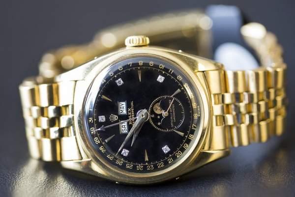 Vì sao chiếc Rolex của vua Bảo Đại đắt giá nhất thế giới? 1