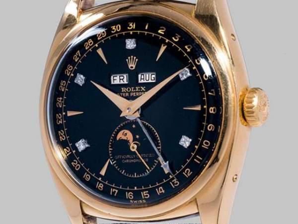 Cận cảnh đồng hồ huyền thoại 5 triệu USD của vua Bảo Đại 9