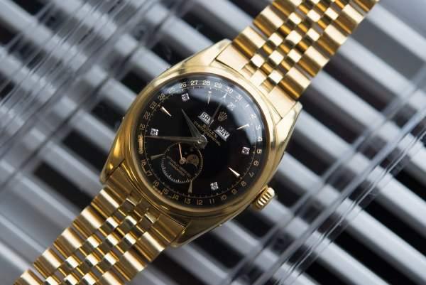 Vì sao chiếc Rolex của vua Bảo Đại đắt giá nhất thế giới? 2