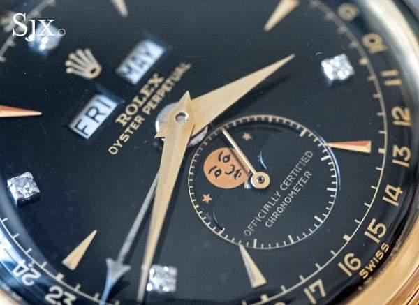 Cận cảnh đồng hồ huyền thoại 5 triệu USD của vua Bảo Đại 8