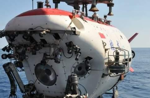 """Tàu lặn TQ săn được """"thần dược"""" tráng dương ở độ sâu 5km 1"""