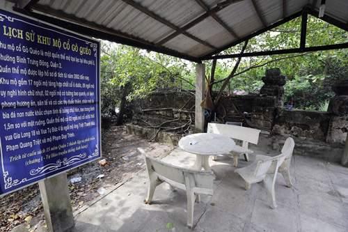 Cận cảnh những cổ mộ của danh tướng, bá hộ Sài Gòn xưa 6