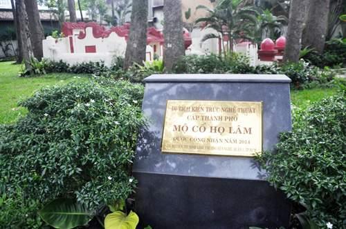 Cận cảnh những cổ mộ của danh tướng, bá hộ Sài Gòn xưa 13